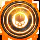 Battlefleet Gothic Armada 2 Badge Foil