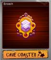 Cave Coaster Foil 08