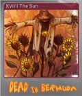 Dead In Bermuda Foil 8