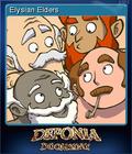 Deponia Doomsday Card 7