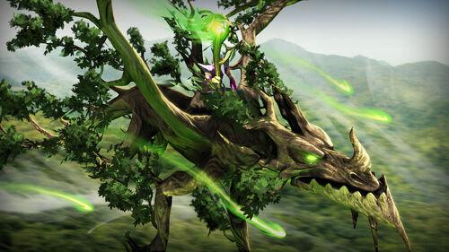 Dragons and Titans Artwork 4