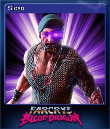 Far Cry 3 Blood Dragon Card 5