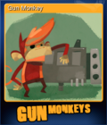 Gun Monkeys Card 6