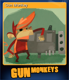 Gun Monkeys Card 6