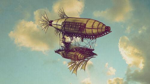 Guns of Icarus Online Artwork 5