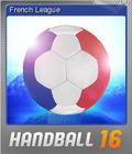 Handball 16 Foil 3