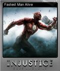 Injustice Gods Among Us Foil 6
