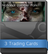 National Zombie Park Booster Pack