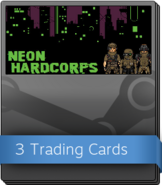 Neon Hardcorps Booster Pack