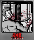 OMG Zombies Foil 4
