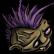 Pixel Puzzles UndeadZ Emoticon deadhead7