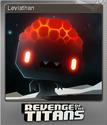 Revenge of the Titans Foil 1