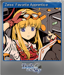 The Legend of Heroes Foil 03