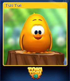 Toki Tori 2+ Card 1
