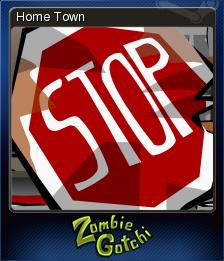 Zombie Gotchi Card 4