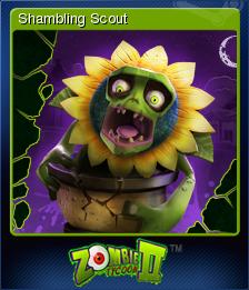 Zombie Tycoon 2 Brainhov's Revenge Card 6