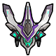 Astebreed Badge Foil