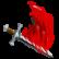 Blood Knights Emoticon strike