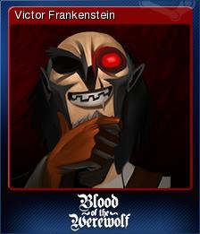 Blood of the Werewolf Card 7