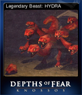 Depths of Fear Knossos Card 7