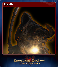 Dragon's Dogma Dark Arisen Card 2