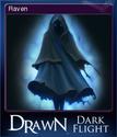 Drawn Dark Flight Card 3