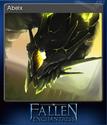 Fallen Enchantress Legendary Heroes Card 11