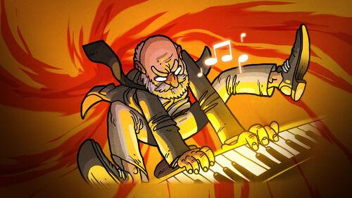 Frederic Resurrection of Music Artwork 6