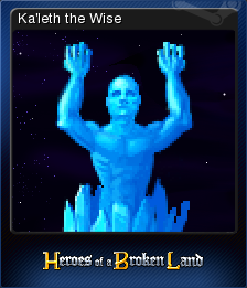 Heroes of a Broken Land Card 1