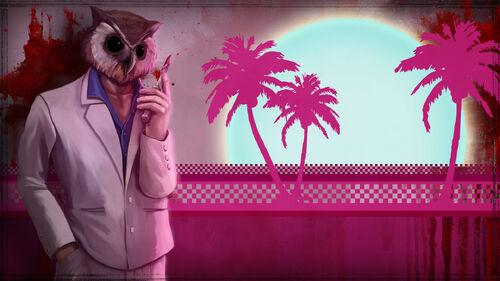 Hotline Miami Artwork 4