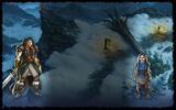 Magicka 2 Background Snowy Higherlands