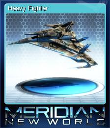 Meridian New World Card 8