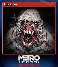 Metro 2033 Redux Card 5