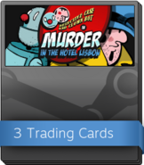 Murder in the Hotel Lisbon Booster Pack