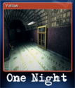 One Night Card 1