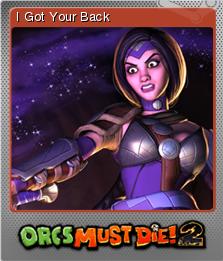 Orcs Must Die! 2 Foil 5