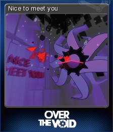 Over The Void Card 1