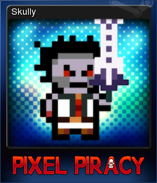 Pixel Piracy Card 9