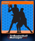Pro Basketball Manager 2016 Card 1