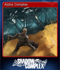 Shadow Complex Remastered Card 3