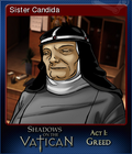 Shadows on the Vatican Act I Greed Card 1