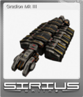 Sirius Online Foil 6