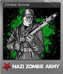 Sniper Elite Nazi Zombie Army Foil 7