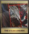 Steam Awards 2016 Foil 9
