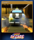 Super Toy Cars Card 3