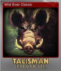 Talisman Prologue Foil 8