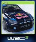 WRC 5 FIA World Rally Championship Card 5