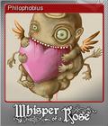 Whisper of a Rose Foil 7