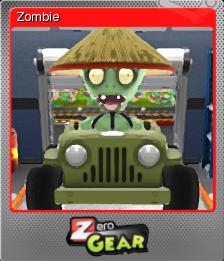 Zero Gear Foil 1