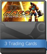 A.R.E.S. Extinction Agenda Booster Pack